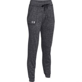 KALHOTY UNDER ARMOUR TECH PANT TWIST WMS - antracitová