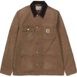 BUNDA CARHARTT Michigan Coat - hnědá