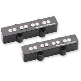 Seymour Duncan Quarter Pound Jazz Bass Pickup Set