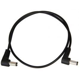 Voodoo Lab PPBAR-R 2.1mm Right Angle Barrel Cable