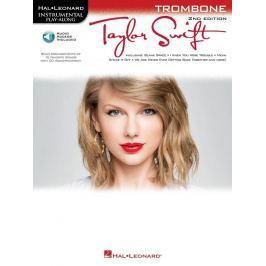 Hal Leonard Taylor Swift - Instrumental Play Along Trombone Trombone