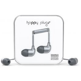 Happy Plugs In-Ear Space Grey Matte Deluxe Edition