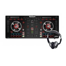 Numark Mixtrack Platinum Set