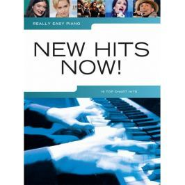 Music Sales Really Easy Piano: New Hits Now!