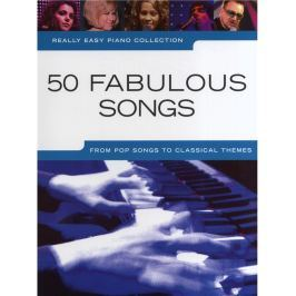 Music Sales Really Easy Piano Collection: 50 Fabulous Songs