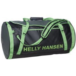 Helly Hansen DUFFEL BAG 2 50L BLACK-GREEN