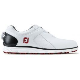 Footjoy Pro Sl White/Black/Red Boa Mens US9.5