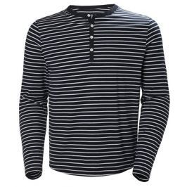 Helly Hansen FJORD HENLEY 597 NAVY - XL