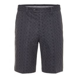 J.Lindeberg Mens Vent Short Black Buildning Bridges 32