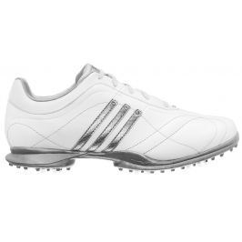 Adidas Signature Natalie 2 White/Silver Womens UK5