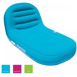 Airhead Inflatable Chaise Lounge 1 Person saphire