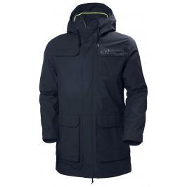 Helly Hansen CAPTAINS RAIN PARKA NAVY S