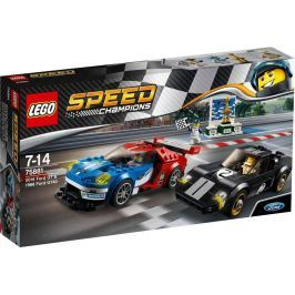 LEGO -  Speed Champions 75881 2016 Ford GT & 1966 Ford GT40