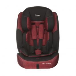 PLAY - Autosedačka Safe One Plus 9-36 kg - Red, 2017