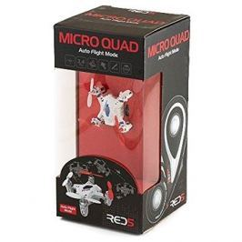 Hamleys Micro Quadcopter V2 - bílý