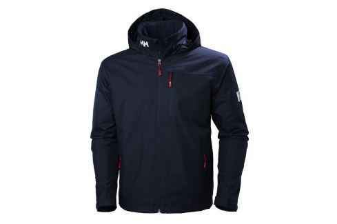 Helly Hansen CREW HOODED MIDLAYER JACKET - NAVY - XL BOATS-Bundy