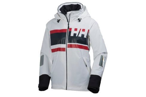 Helly Hansen W ALBY JACKET - L BOATS-Bundy